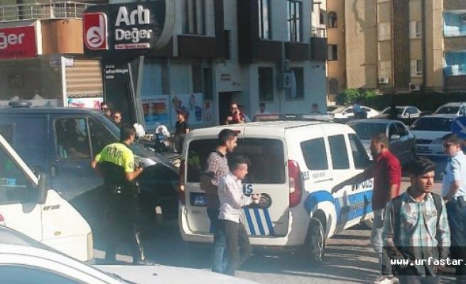 Şanlıurfa'da Kavga: 2 Yaralı