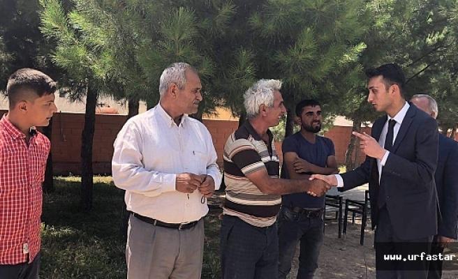 Tosun Köyleri gezdi...