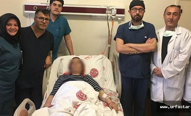 Urfa'da ilk kez karaciğer nakli gerçekleşti
