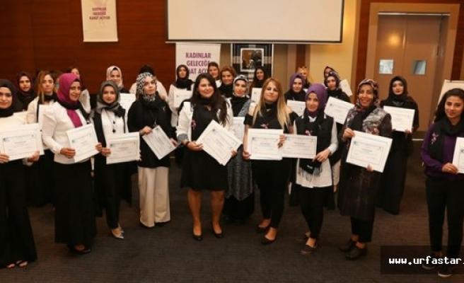 Urfalı Kadınlardan büyük başarı