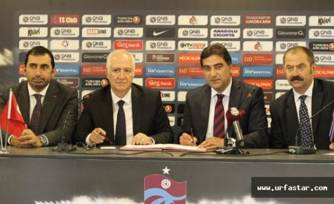 Urfaspor'un eski hocası Trabzonspor'da