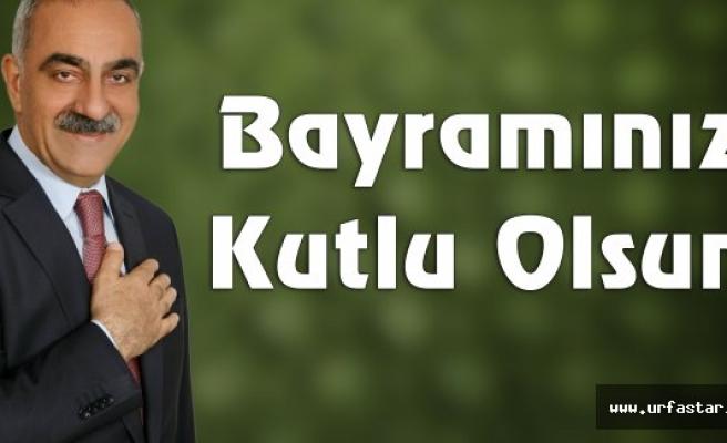 Başkan Bayık'tan Bayram Mesajı