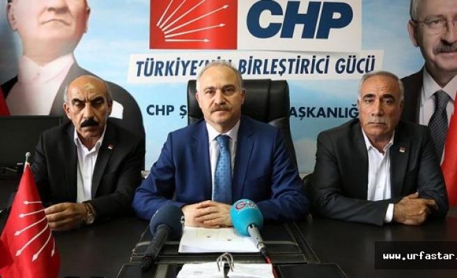 CHP'den Saldırıya İlişkin açıklama