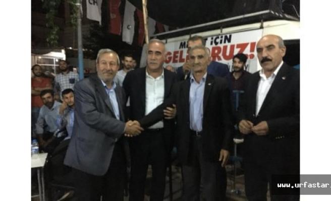 CHP Seçim Bürosu açtı...
