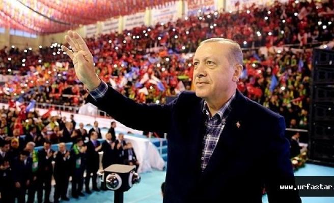 Cumhurbaşkanı Erdoğan Urfa'ya ne zaman geliyor?