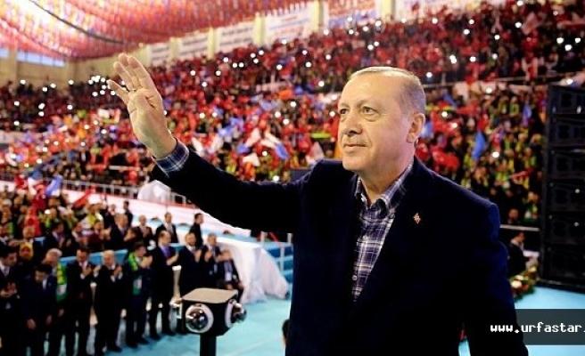 Erdoğan Urfa'ya  ne zaman geliyor?