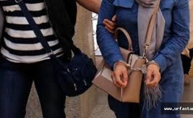 Kadın hırsızlar yakalandı