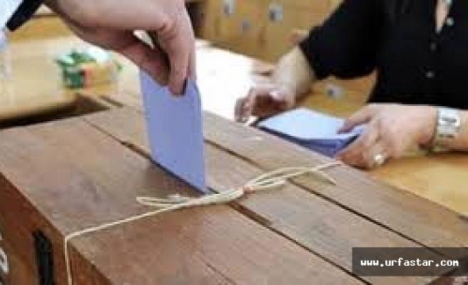 Ş.Urfa'nın Seçmen Sayısı