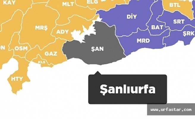 Urfa'da hangi parti ne kadar oy aldı? İşte sonuçlar...