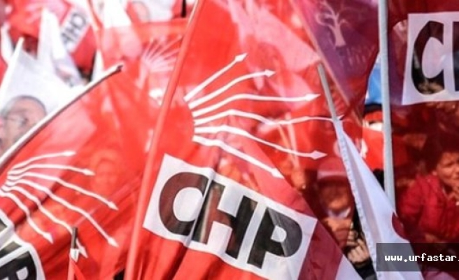 CHP'DE İŞLER  KARIŞTI...