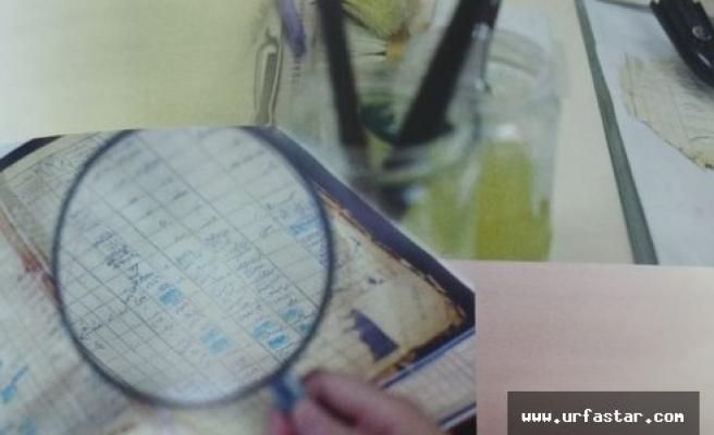 Tarihi nüfus kayıtları dijital arşive aktarılacak