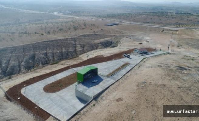 Urfa BŞB'den Birecik'e yakışır tesis...