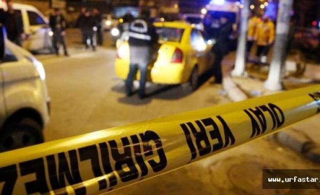 Urfa'da silahlı saldırı..