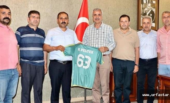 Urfaspor, STK'lardan destek istiyor