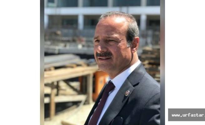 İş Adamı Veziroğlu'dan kutlama mesajı