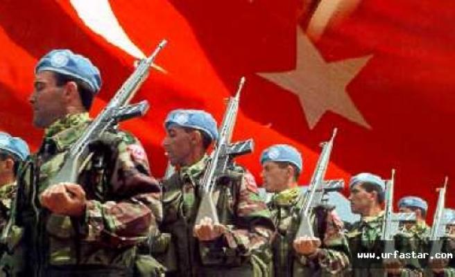 Mehmetçikler  Suriye'ye Gönderildi