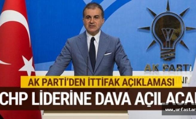 AK Parti'den flaş af ve ittifak açıklaması