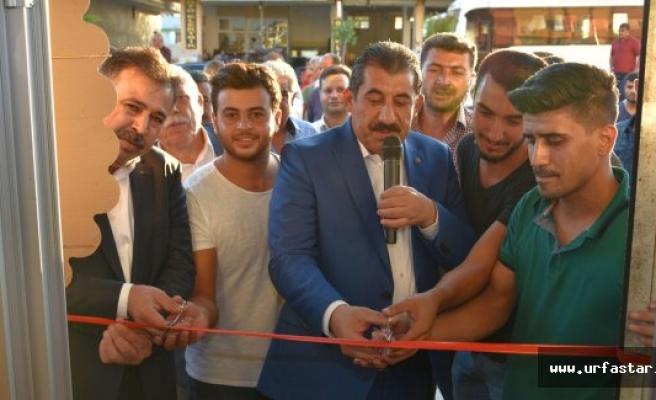 Başkan Atilla açılışını yaptı