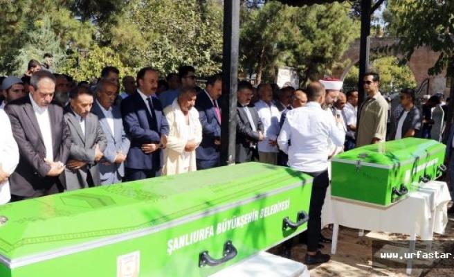 Eyyübiye'deki kavgada hayatını kaybeden 2 kişi son yolculuklarına uğurlandı