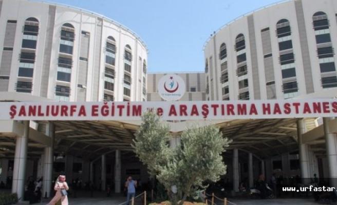 Eyyübiye Hastanesinde Siyasi kriz...