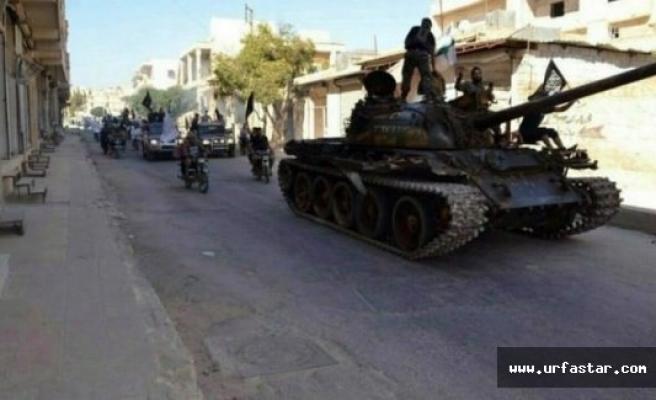 Suriye'de yeniden ortaya çıktılar!