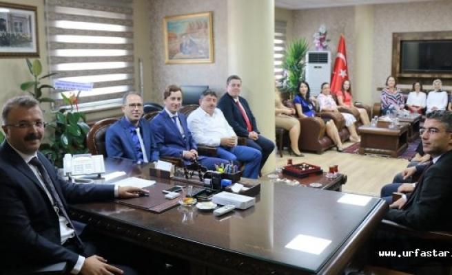 Urfa'da adli yıl heyecanı...