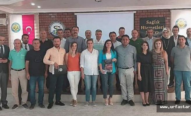 Urfa'da Dünya ölçekli toplantı...