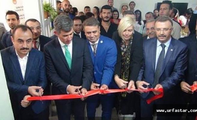Urfa'daki o klinik açıldı