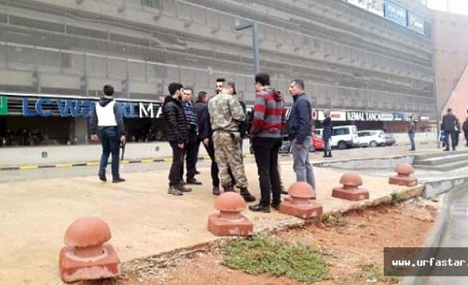 Asker gözaltına alındı
