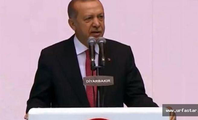 Diyarbakır'da flaş mesajlar verdi…