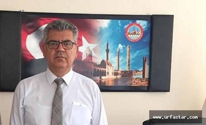Ergün Urfa'dan ayrılıyor...