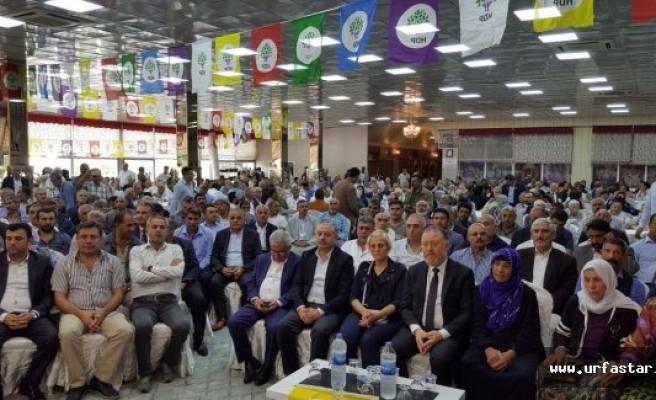 HDP'de  Yönetim değişti...