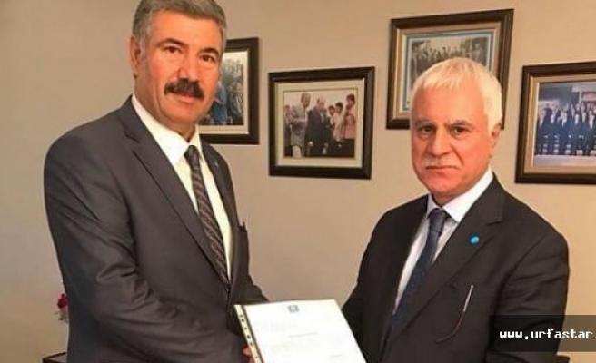 İYİ Parti'de Hasan Oğul'a yeni görev