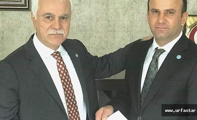 İYİ Parti il Başkanı atandı...