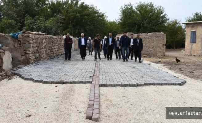 Merkez ve Kırsal Mahallelerde Yol Yapım Çalışmaları Devam Ediyor