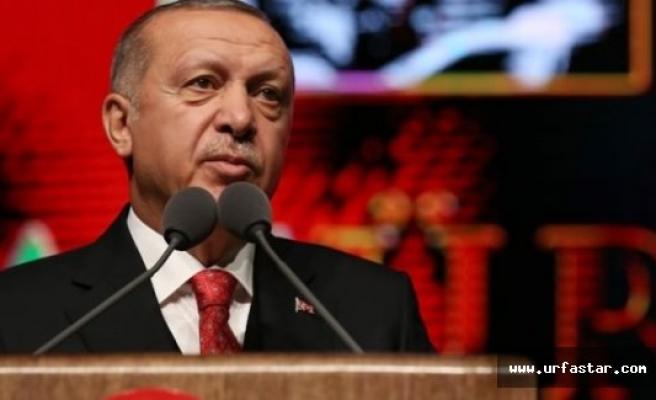 Erdoğan acı haberi duyurdu!