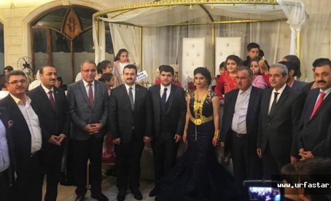 Yüksel ve Ercan ailelerinin mutlu günü...