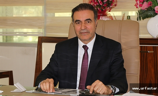 Dr. Faruk Aslan'dan kutlama