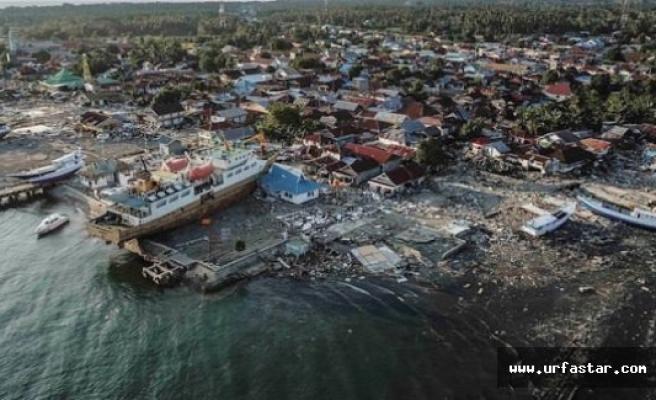Endonezya'da acı çok büyük..