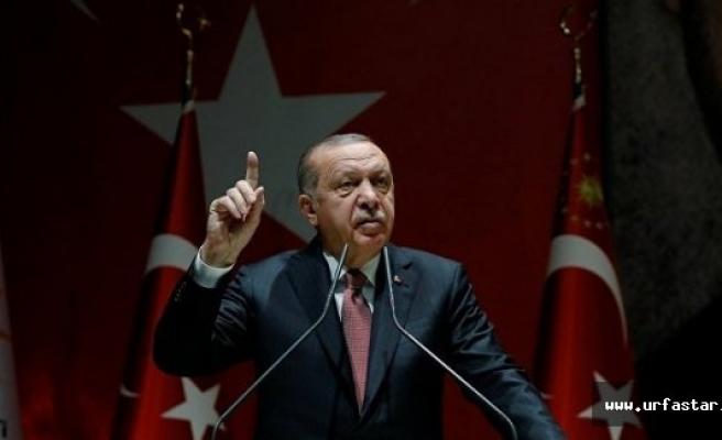 Erdoğan çok sert tepki gösterdi; 'ayağa kaldırırız'