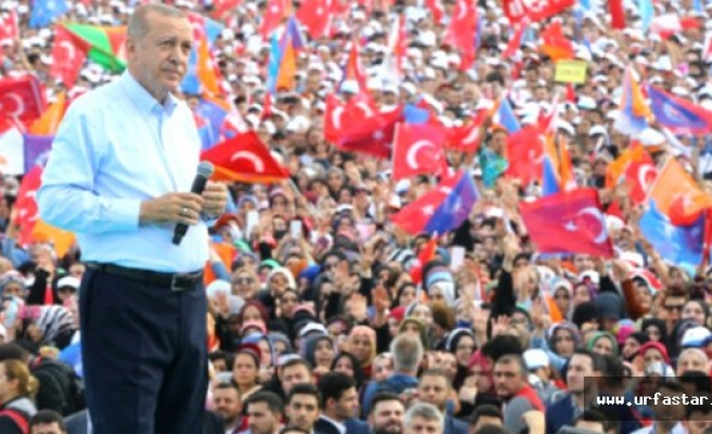 Erdoğan'dan AK Partiye ters köşe!