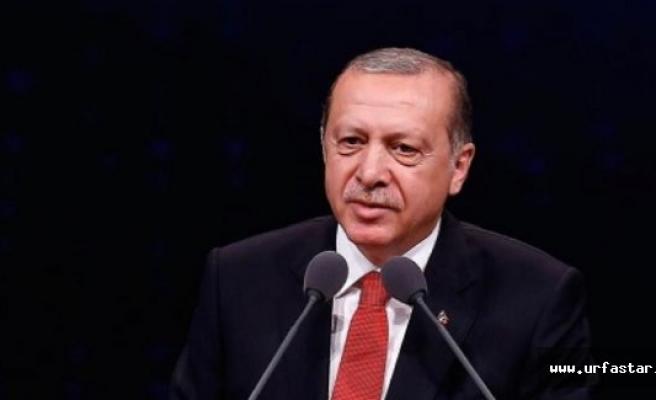 Erdoğan Namaz çıkışında konuştu...