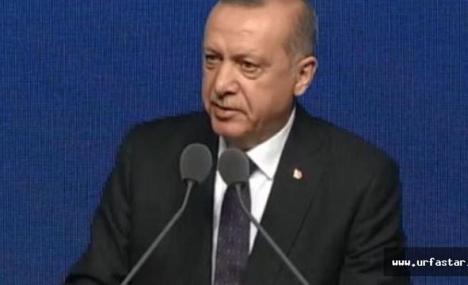 Erdoğan'dan çarpıcı açıklamalar…