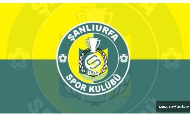 Urfaspor'da o futbolcunun da bileti kesildi