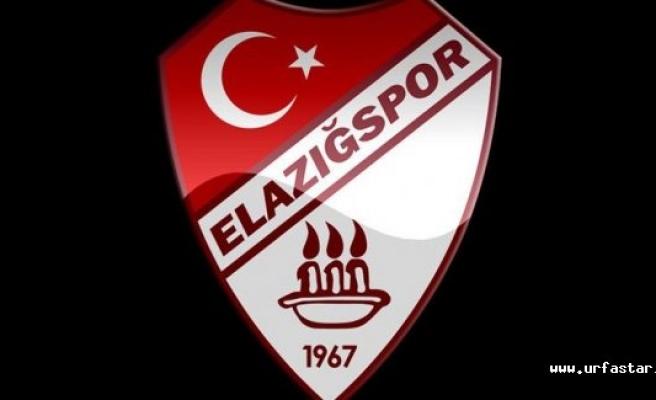 Elazığspor maçlarını Urfa'da oynayacak