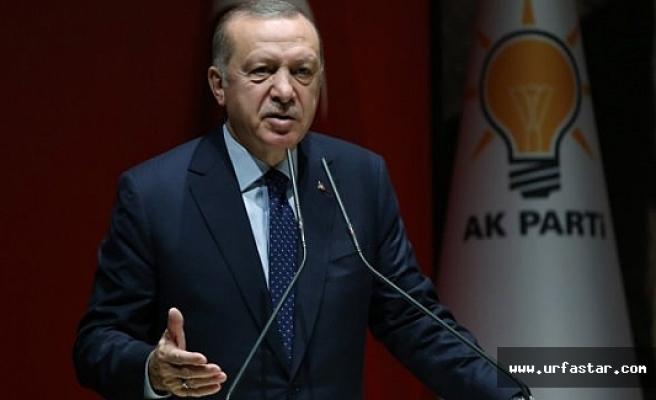 Erdoğan, savaş ilan ettik...