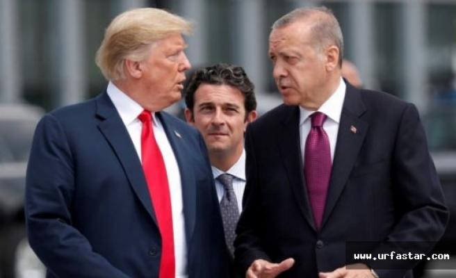 Erdoğan Trump'a mesajı verdi! Biz hazırız...