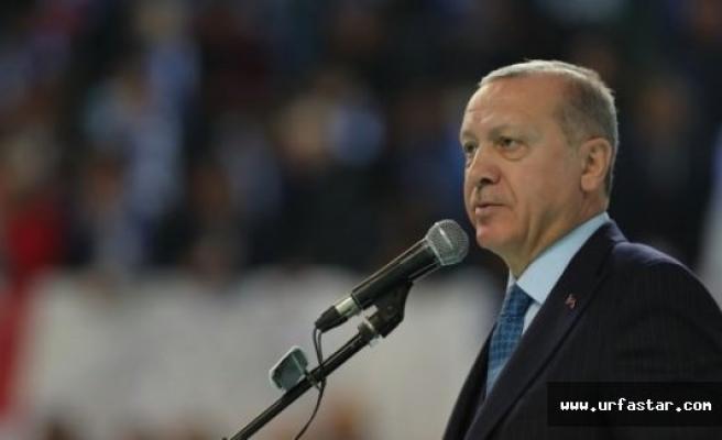 Erdoğan'dan kritik açıklama…
