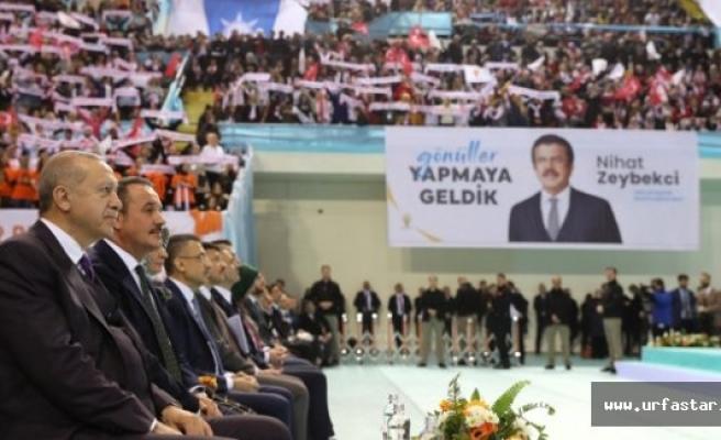 İzmir'de gövde gösterisi...