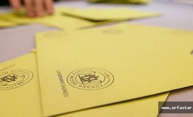 Seçime katılacak partiler açıklandı...
